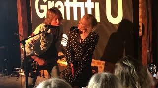 "KEITH URBAN SURPRISE: Sings To Nicole Kidman    ""Parallel Line"" At GRAFFITI U Album Party"