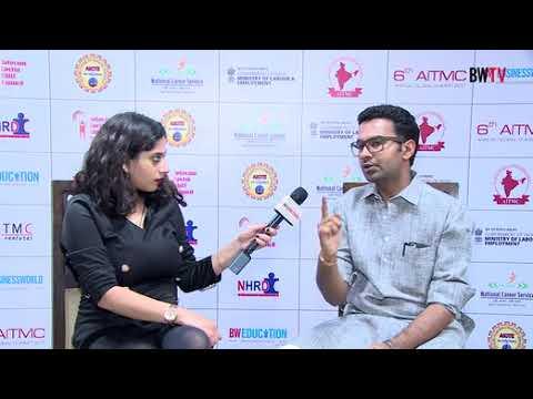 Ch. Deep Sisai at Annual Global Summit 2017