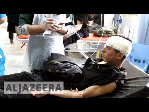 ?? Deadly blast rocks Kabul, Taliban claims responsibility