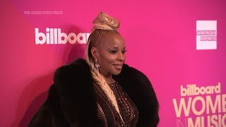 Mary J. Blige reflects on classic 'My Life' album