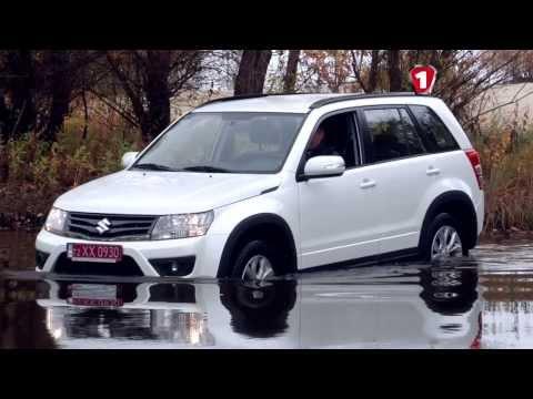 Suzuki  Grand Vitara Внедорожник класса J - тест-драйв 2