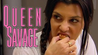 Kourtney Kardashian's Most SAVAGE Moments On KUWTK!