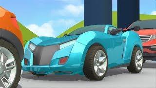 Тоботы новые серии - 10 Серия 2 сезон - мультики про роботов трансформеров [HD]