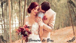 Mariage domaine de Biar Lavérune