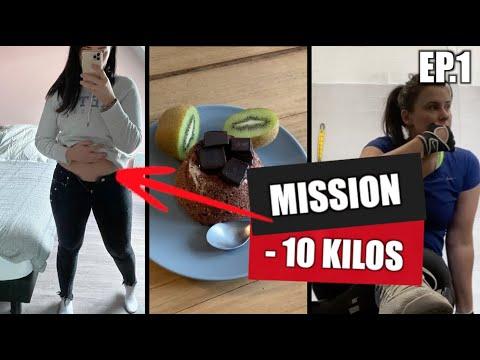 E comment perdre du poids rapidement