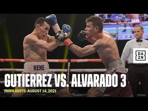 Роджер Гутьеррес – Рене Альварадо 3 / Roger Gutierrez vs. Rene Alvarado III