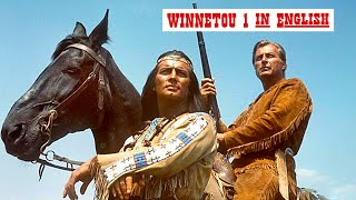 Winnetou part 1   ENGLISH. 1963 a film by Karl May's book. Part 2 & 3 links in description