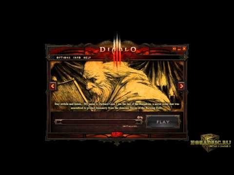 Diablo III Has The Best Installation Music I've Heard In Years