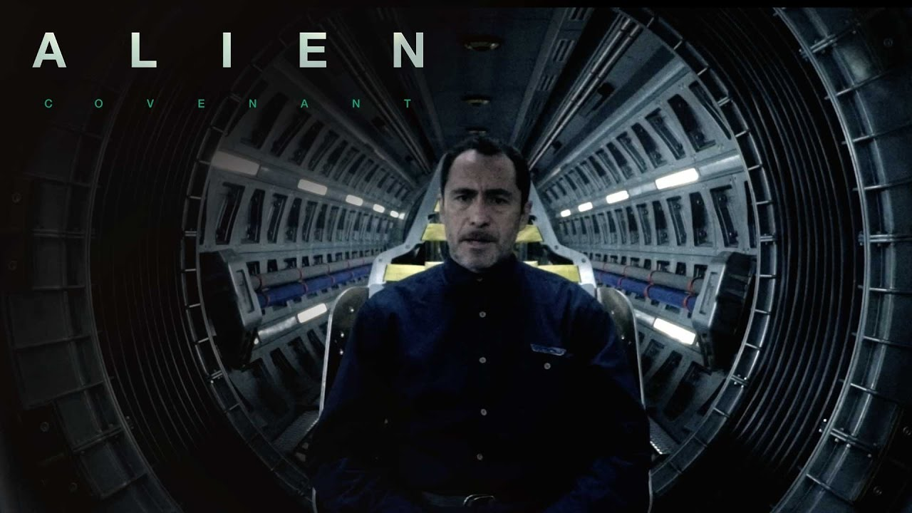 Alien: Covenant - Crew Messages: Lope