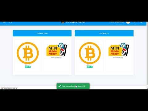 Bitcoin árváltó