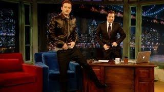Download Youtube: Justin Timberlake's Jimmy Fallon Impression (Late Night with Jimmy Fallon)