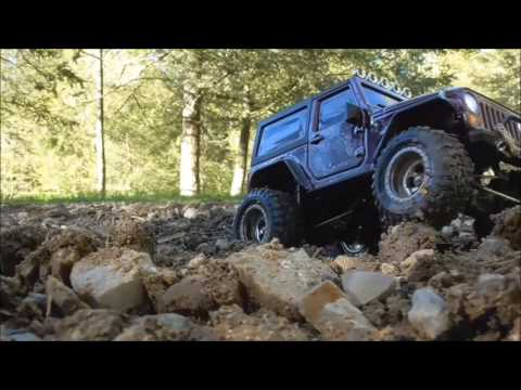 Orlandoo Hunter Jeep Awesome Off Roading