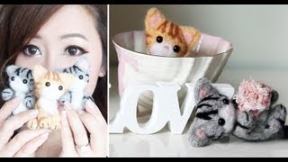 Make A Cute Kitty!