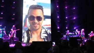 Por las calles las canciones , Eros Ramazzotti . Estadio Luna Park (Buenos Aires Argentina ) 14/02/2