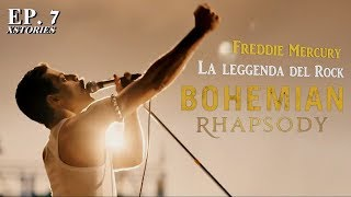 Bohemian Rhapsody - Freddie Mercury: La leggenda del Rock - Documentario xStories