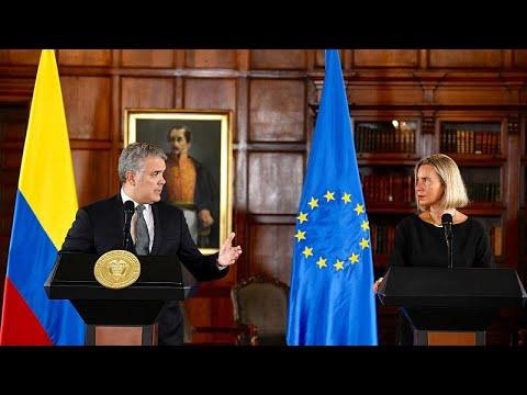 Οικονομική βοήθεια της ΕΕ στην Κολομβία