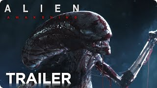ALIEN: Awakening (2019) Teaser Trailer #1 [HD] Ridley Scott Si-Fi Movie | Concept