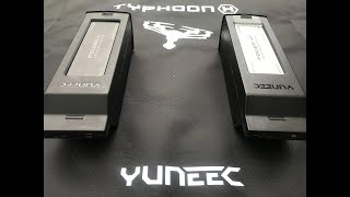 What's The Difference Between The Yuneec Typhoon H and H Plus Batteries?