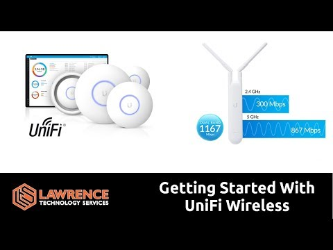 How to Get Started with UniFi Wireless Access Points in less than 10 minutes