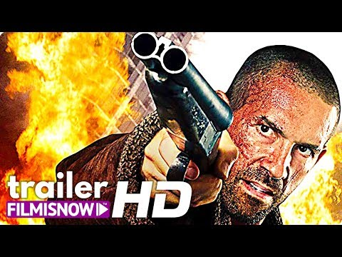 IMPLACÁVEL | trailer do filme de ação com Scott Adkins