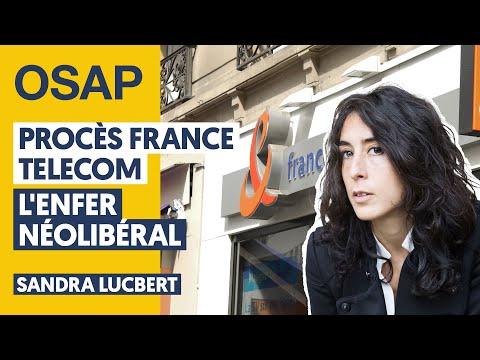 Vidéo de Sandra Lucbert
