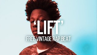 Vintage Chill Mellow Sampled Hip Hop Instrumental Rap Beat