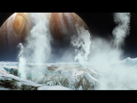 Hubble Directly Images Possible Plumes on Europa