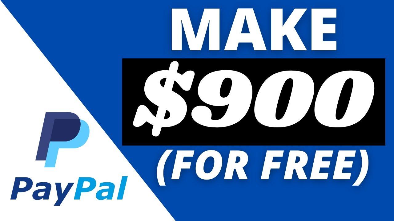 Facilitate $900 in PayPal Cash Again & Again! (Earn Money Online) thumbnail