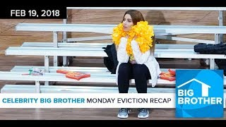 Celebrity Big Brother | Monday Eviction Recap Podcast