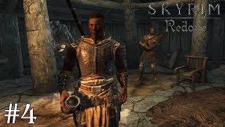 Skyrim: Redone (прохождение) — Прощай, Ривервуд. #4