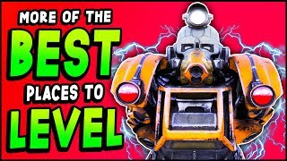 Fallout 76  - BEST Places To LEVEL FAST & Farm EXP! (Fallout 76 Fast Leveling Guide)