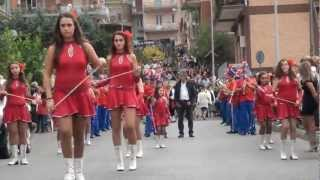 preview picture of video 'Sfilata Majorettes a Mentana - Roma : Festa dell'Autunno'