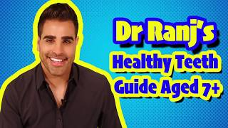 Dr Ranj Healthy Teeth Guide Aged 7+ Disclosing Tablets Can Help (BSPD Short Video)