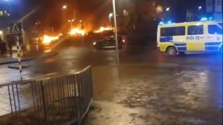Sweden Rinkeby Riots