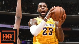 Los Angeles Lakers Vs Washington Wizards Full Game Highlights | March 26, 2018-19 NBA Season