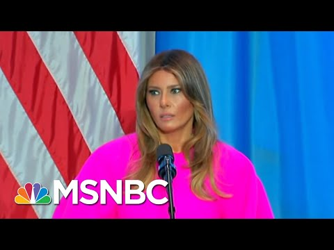 Melania's Immigration Atty: Donald Trump Sees This As Political Leverage | Velshi & Ruhle | MSNBC