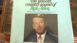 """Rex Allen """"My Own Peculiar Way"""""""