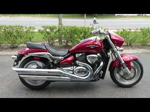 2009 Suzuki Boulevard M90 in Sanford, Florida - Video 1