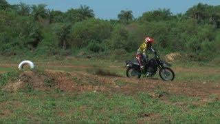 Corrientes puso en marcha un curso de capacitación en conducción de motos policiales