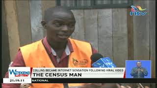 The touching story of 'mtu wa census', Collins Kiprono