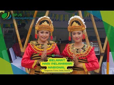 Hari Pelanggan Nasional 2018 BPJS Ketenagakerjaan Cabang Nusa Tenggara Barat
