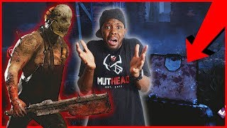 WHERE'S THE SECRET TRAP DOOR??? - Dead By Daylight Gameplay