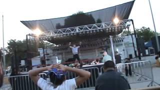 D-Torch Vs El Chupacabra (Lucha Xtreme 7-5-12) Part 1