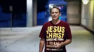 JESUS M'A SAUVÉ APRÈS 27 ANNÉES D'HOMOSEXUALITÉ !