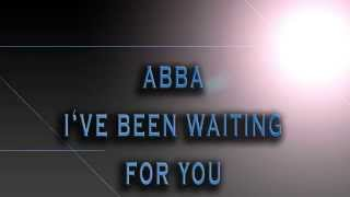 ABBA-I've Been Waiting For You [HD AUDIO]