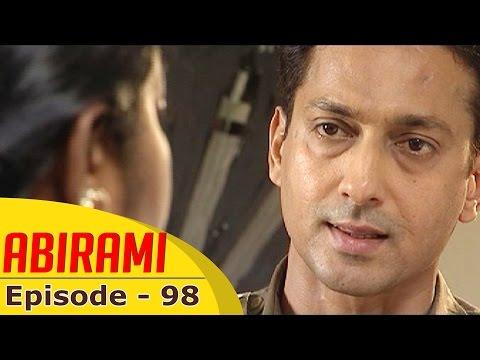 Abirami-Epi-98-Tamil-Serial-Gowthami-Kalignar-TV-16-11-2015