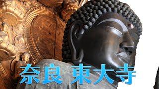 奈良県の東大寺に行きたくなる動画