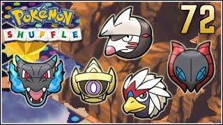 Braviary  - (Pokémon) - Pokémon Shuffle S Rank 72 - MEGA CHARIZARD X / EXCADRILL & AEGISLASH ME HACEN SUFRIR D':