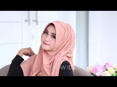 Video Tutorial Hijab Flowing Pad by Flow Idea