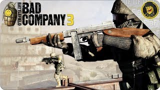 Battlefield 5 = Bad Company 3? New Rumors Surface about Battlefield 2018!